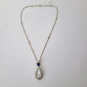 LAGOS Maya Teardrop Pendant Necklace